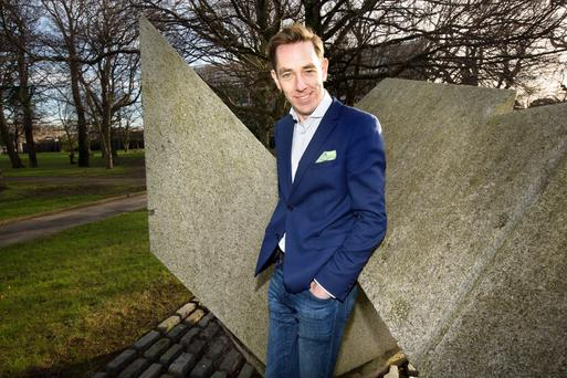 Ryan Tubridy insists that life outside the RTE studios is simple for him (INM)