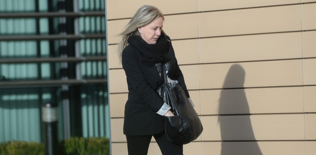 Pensioner Doreen McManus was fined €100
