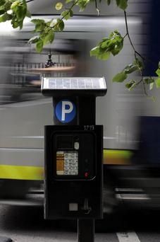 Council will rent new meters. Photo: PA