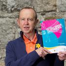 Cancer survivor John Langton is pictured as the the Irish Cancer Society launch a report on the Excess Burden of Cancer Among Men in the Republic of Ireland to mark Men's Health Week 2013.
