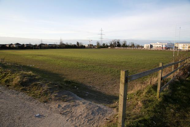 The Tyrrelstown pitches, which may also be sold off
