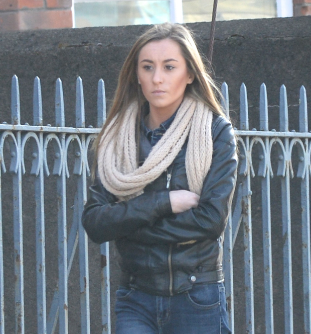 Chloe McAllister was 'hanging around with a bad crowd'