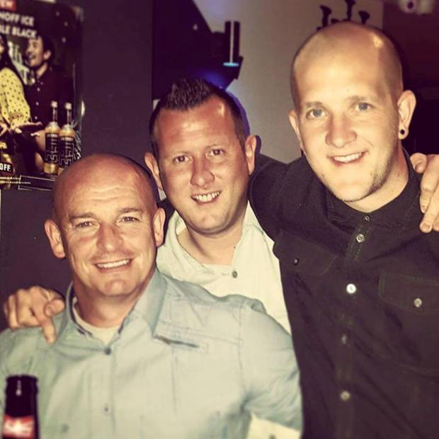 Sean McGrotty who died in the Buncrana tragedy