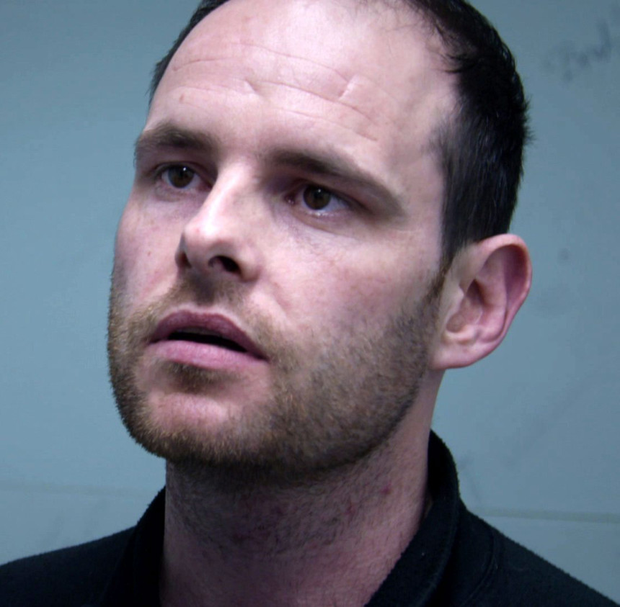 Andy Kellegher plays Beady Burke, the local gangster