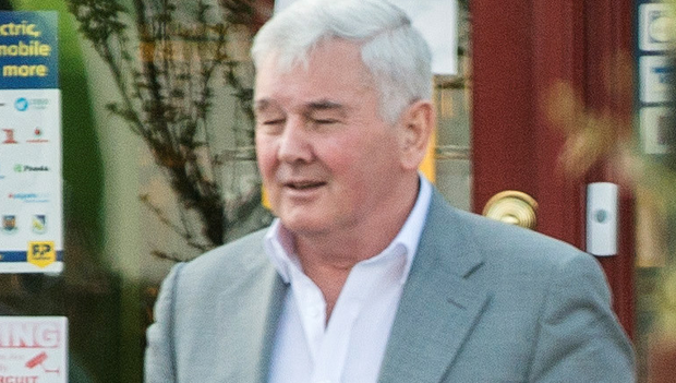 John Gilligan in Dublin