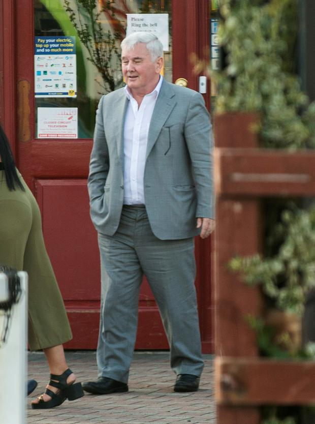 John Gilligan seen in Lucan