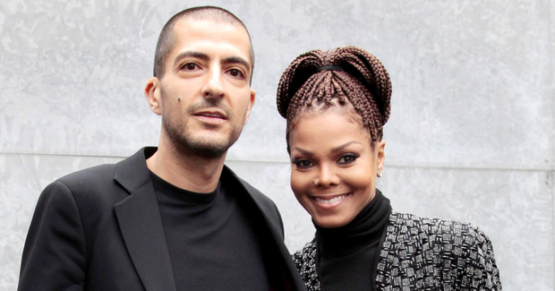 Janet Jackson and her Qatari businessman husband Wissam Al Mana (Reuters)