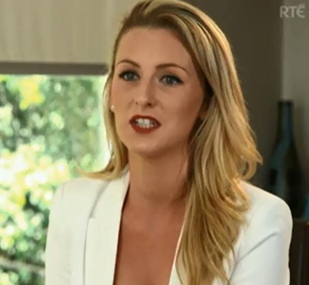 Michaella McCollum, seen in last week's TV interview on RTE, is living very close to drug dealer 'Uncle Charlie'