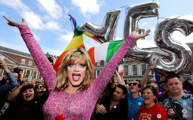 Panti Bliss, aka Rory O'Neill, is 29th on the list of 100 international game-changers (Gerry Mooney)