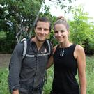Bear Grylls and Vogue Williams
