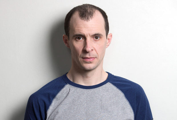 Actor Tom Vaughan-Lawlor (Photo: Clare Keogh)