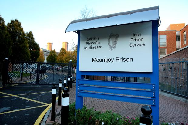 Prisoners in Mountjoy made 56 complaints