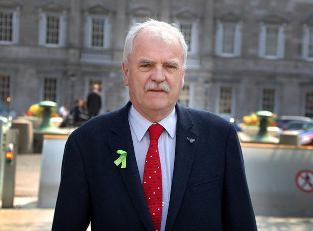 Minister Finian McGrath (Picture: Tom Burke)