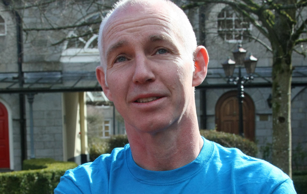 Show host Ray D'Arcy (Picture: Mark Doyle)