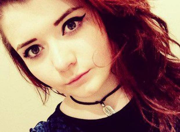 Aoife Winterlich died after being swept into the sea