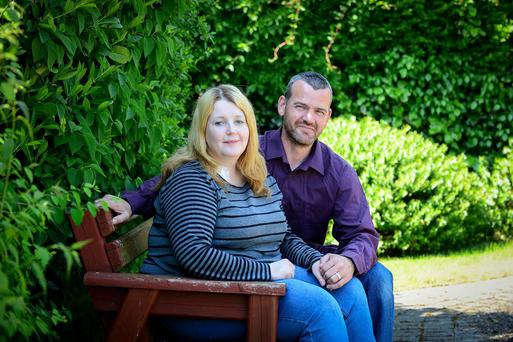 Edel and Bryan Campbell