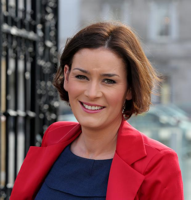 FG TD Kate O'Connell (Picture: Tom Burke)