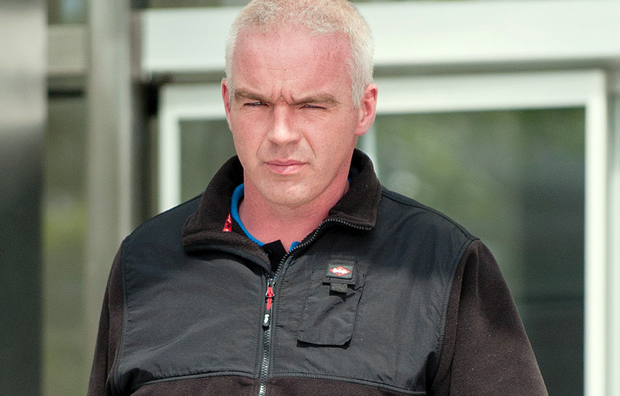 Gda Donal Maguire 'didn't know he was doing wrong' Picture: Collins