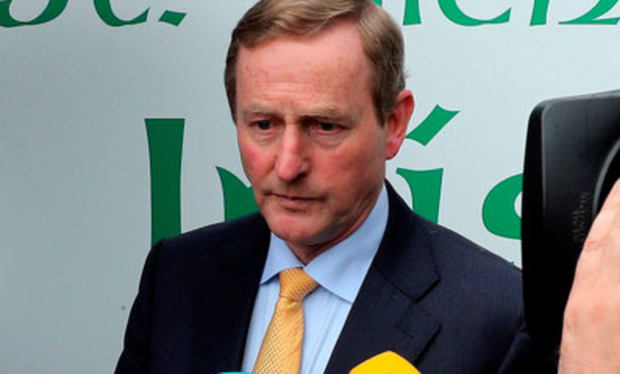 Taoiseach Enda Kenny Picture: PA