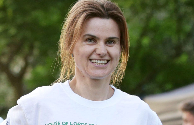 Murdered MP Jo Cox Picture: Reuters