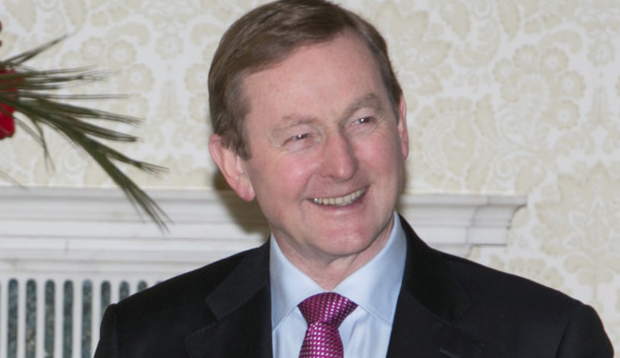 Enda Kenny Picture: Kyran O'Brien