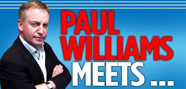 Paul Williams meets