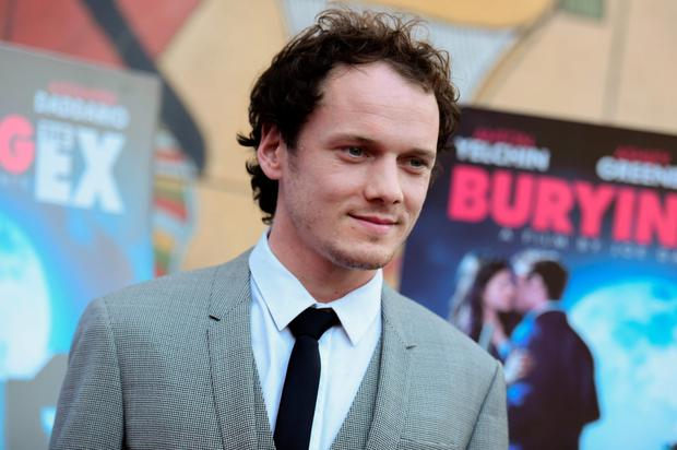 Anton Yelchin. Photo: AP