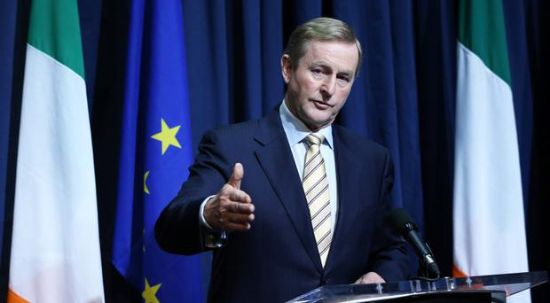 Taoiseach Enda Kenny addresses the public about Brexit and how the Government plans to deal with the fallout