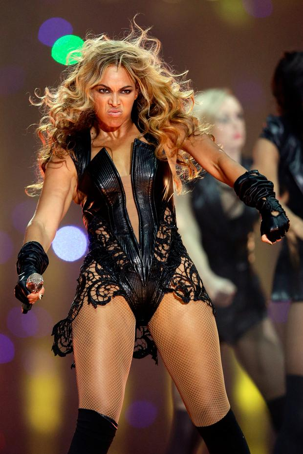 Beyonce Picture: Getty