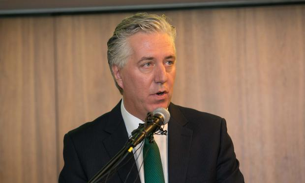 FAI boss John Delaney Picture: Collins
