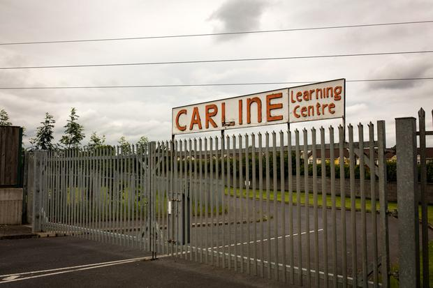 The Carline Learning Centre in Balgaddy, Lucan Picture: Arthur Carron