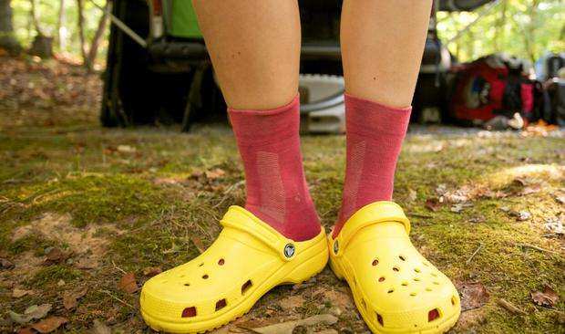 Crocs a serious offence. Photo: Jess Daddio