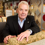 The late carpet entrepreneur Des Kelly
