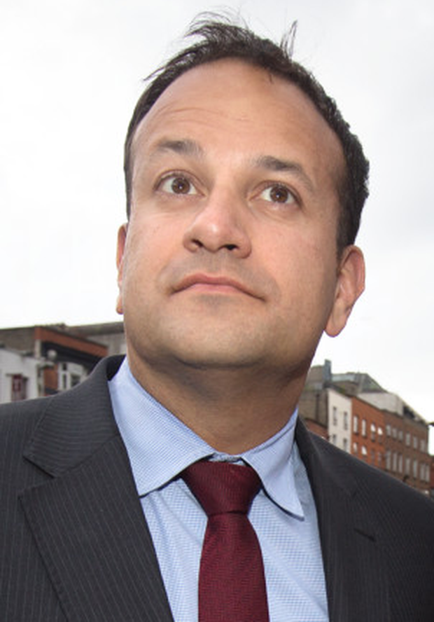 Minister Varadkar denied reports he's in a leadership battle with Simon Coveney
