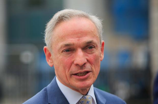Richard Bruton TD Picture: Collins Dublin
