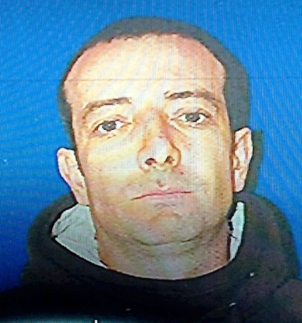 Wanted man Francis Delaney