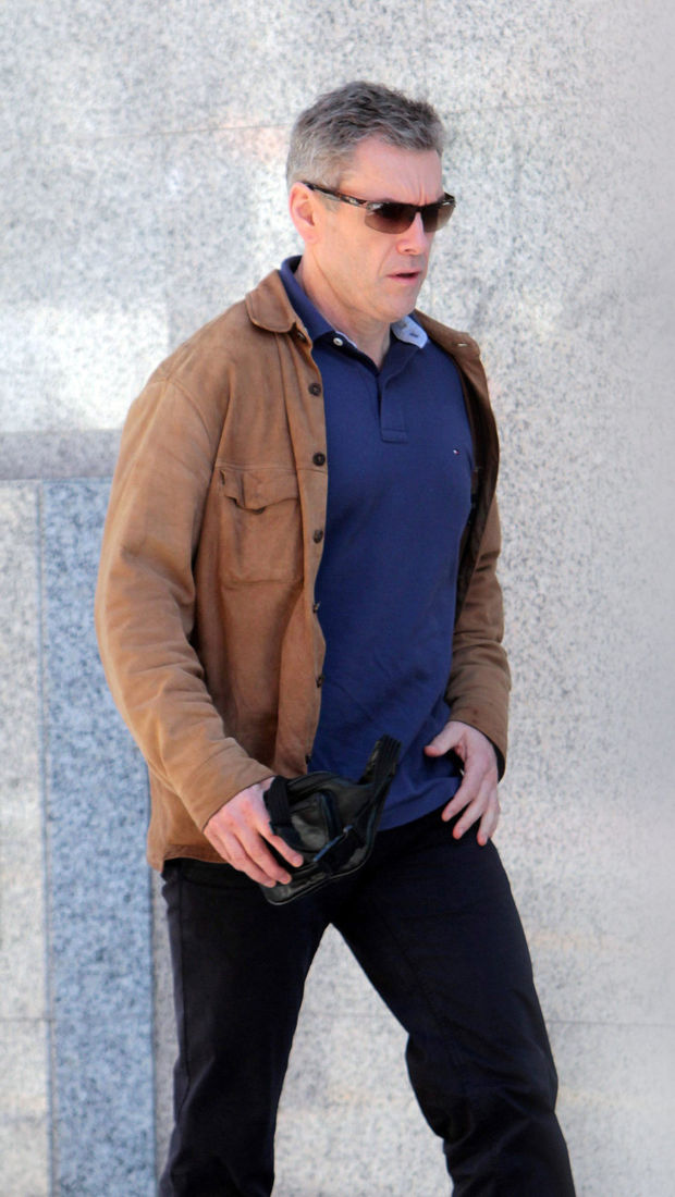 Gardai believe that cartel boss Christy Kinahan gave Francis Delaney a place to stay on the Costa Del Sol
