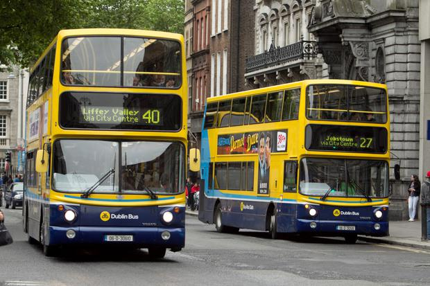 Any Dublin Bus strike would cause huge inconvenience (Stock picture)