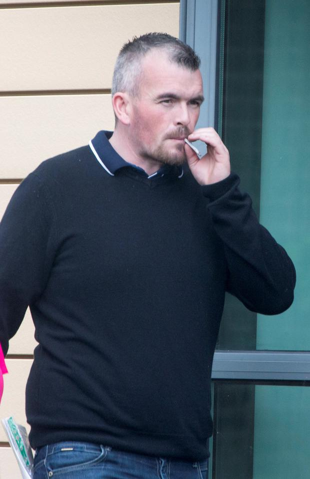 James Molloy (33) will be tried in the circuit court. Photo: Evening Herald Staff Photographer