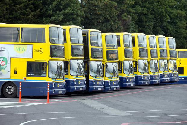 Dublin Bus' union Siptu is balloting its members over pay