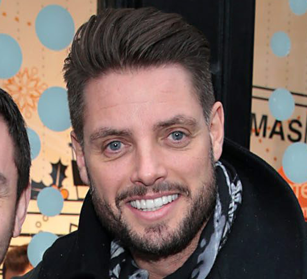 Ex-Boyzone star Keith Duffy