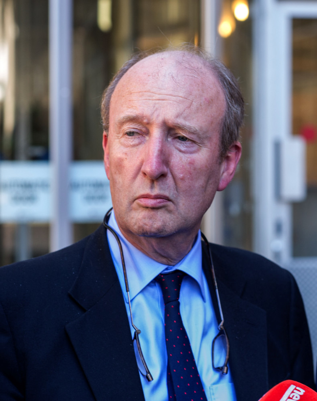 Shane Ross successfully opposed the development