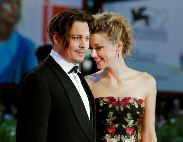Amber Heard and Johnny Depp: New twist in their divorce!
