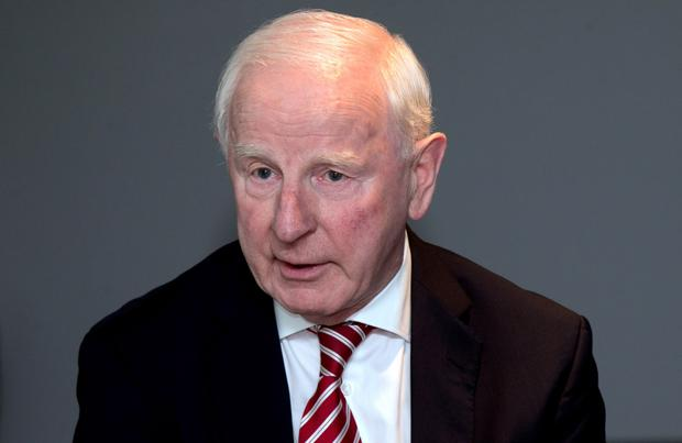 OCI president Pat Hickey has a serious heart condition Picture: INPHO