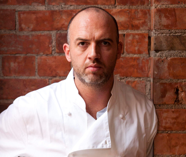 Top chef Dylan McGrath spent months recuperating
