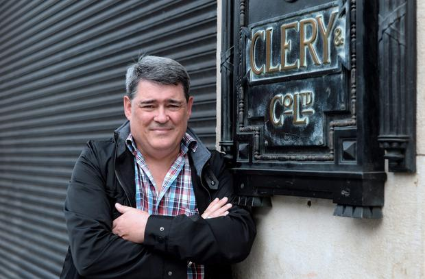 Former Clerys staff member Gerry Markey Picture: Caroline Quinn