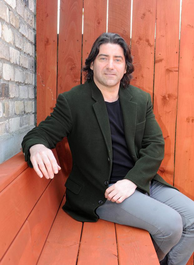 Singer Brian Kennedy said he found out his brother also has cancer Picture: Dave Meehan