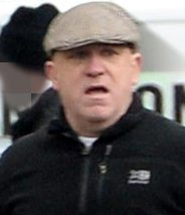 Kevin Murray who appeared before court in Belfast