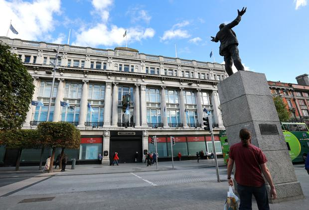 Developers want to 'restore and regenerate' Clerys Picture: Frank McGrath