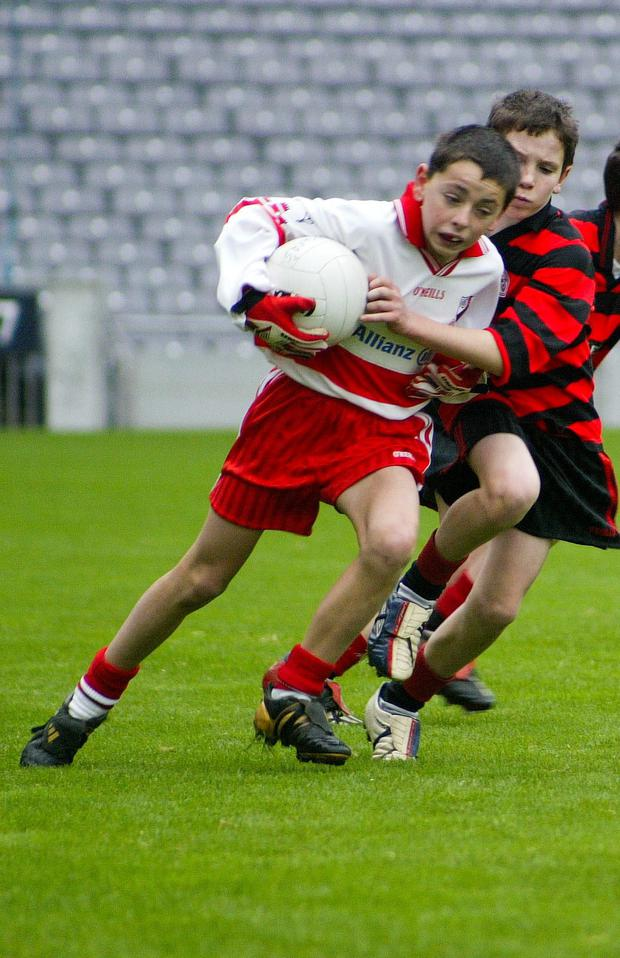 Picture 2: Storming through - who is this Boy in Blue?